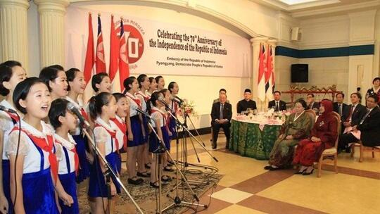 5 Hal ini Jadi Bukti Jika Korea Utara Sangat Dihormati Oleh Indonesia