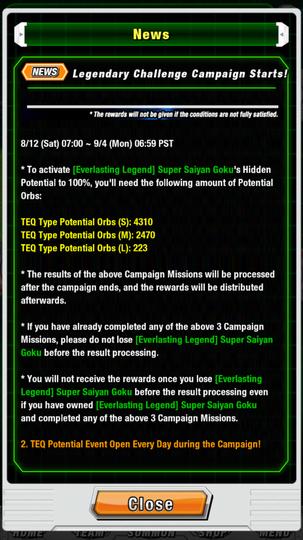 Dragon Ball Z Dokkan Battle (Jp/Global) - Page271 | KASKUS
