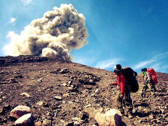 pendakian gunung slamet mdpl sempat tersesat adipala crew