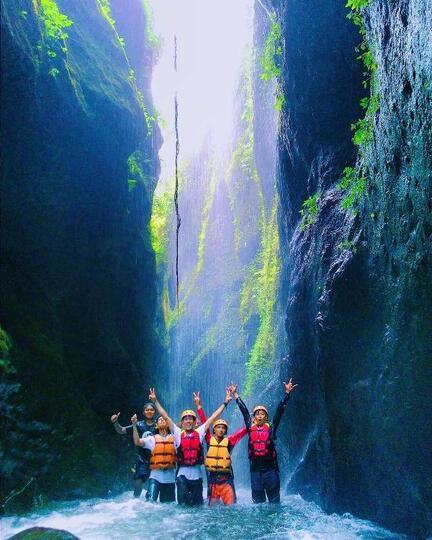 Indahnya Wisata Ranton Canyon Di Brebes Jawa Tengah Kaskus