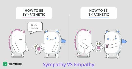 7 Perbedaan Simpati Dengan Empati Kaskus