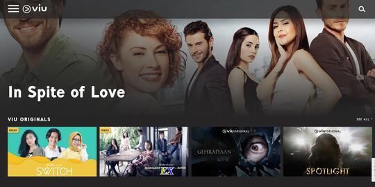 Serial Drama Switch Menandai Pergeseran Industri Hiburan