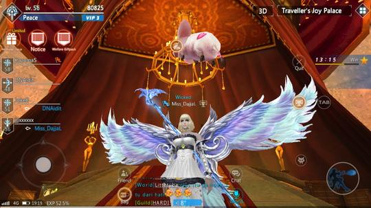 Sword and Magic ID (LINE) • BEST MMORPG 2017 - Page3 | KASKUS