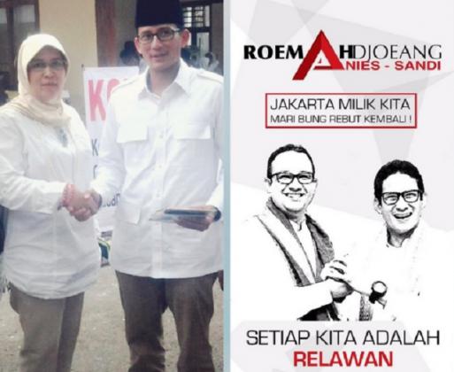 Kata Sandiaga Uno Soal Asma Dewi