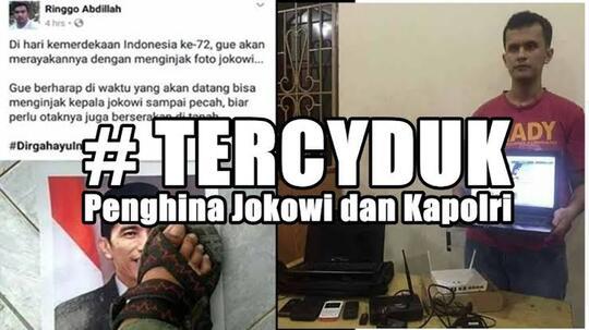 Penghina Istri Jokowi Rajin Datang ke Tempat ini, Ketua RT Sampai Tak Percaya