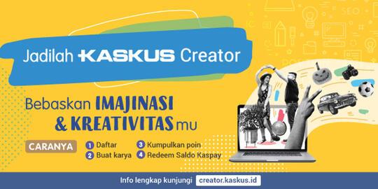 [Kreator Lounge] Tempat Diskusi, Share & Chit-Chat Kaskus Kreator