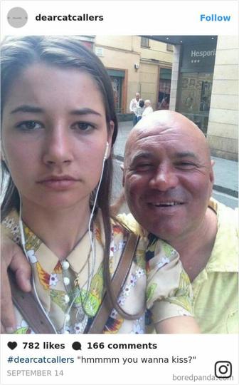 Cewek Ini Kesal Digodain, Cowok Yang Mengoda Malah Diajak Selfi