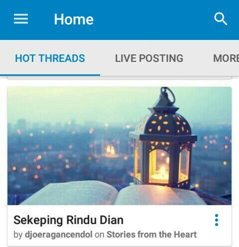 Sekeping Rindu Dian