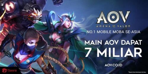 AOV - Arena Of Valor Recruitment Guild + Event, Gath, Tour (Post Here)