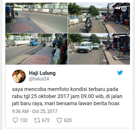 Soal Haji Lulung Patahkan Hoax Yang Disebar Metro TV, Netizen Minta Bekukan Izin Siar