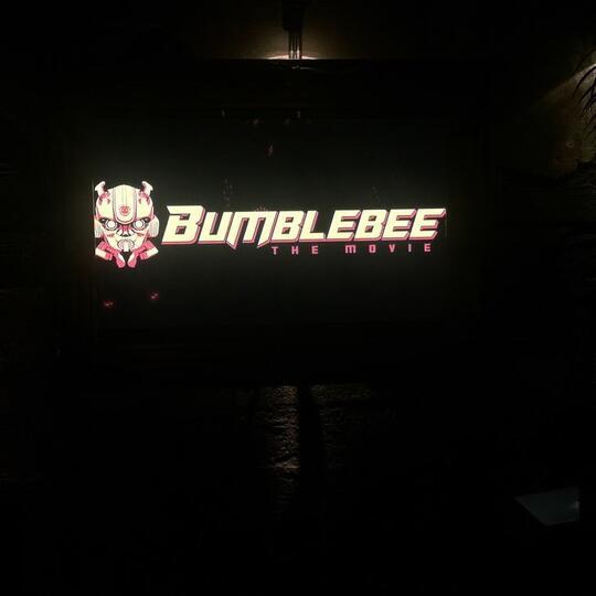 Inilah Logo Terbaru Film Solo Bumblebe!