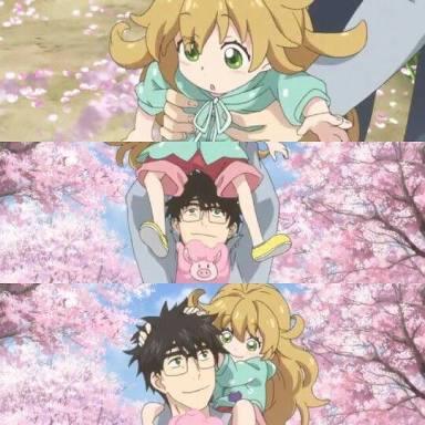 95+ Gambar Anime Bayi Lucu Terbaik