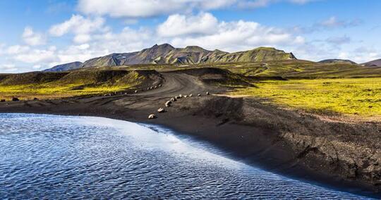 Mengenal Islandia Lawan Garuda Muda di Januari 2018