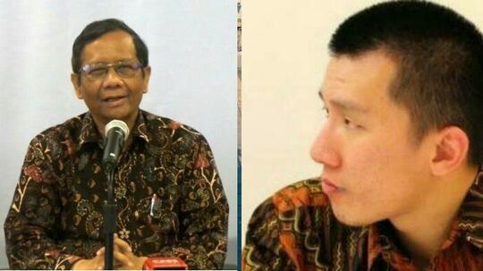 Tanggapi Ucapan Ustaz Felix Siauw Soal Khilafah, Mahfud MD Beri Jawaban Tegas