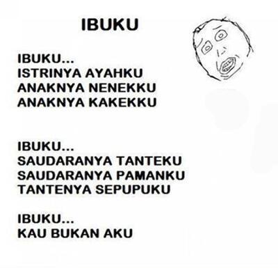 Tugas Bahasa Indonesia Ini Memang Paling Malesin!
