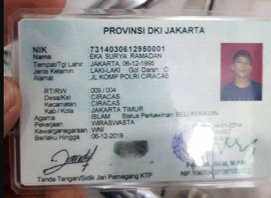 Pencurian barang dari Tokopedia oleh Driver Go-Send