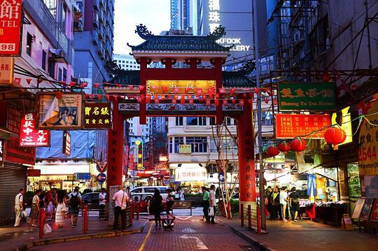 Melancong Ke Hong Kong, Nih Wajib Ke Sini Gan!