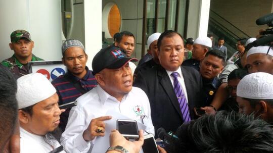 Seluruh Karyawan FB Indonesia Tidak Berkantor, Peserta Aksi 121 Kecewa Berat