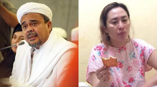 Habib Rizieq Pasti Pulang Jika Kasus Chat Mesum Dihentikan