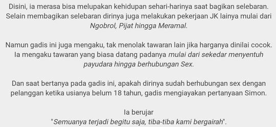 Pelecehan seksual itu,apa sih?