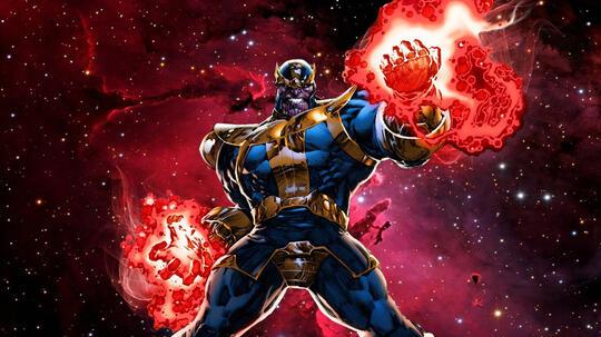 Ini Alasan Thanos Menjadi Musuh Terkuat di MCU