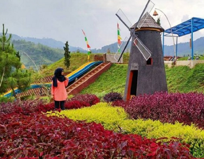 Foto Tempat Wisata Lembang Bandung - Tempat Wisata Indonesia