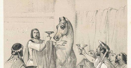 Kuda Caligula Dan Kegilaannya