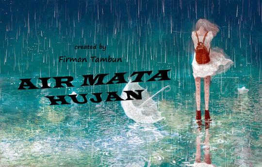 air mata hujan kaskus