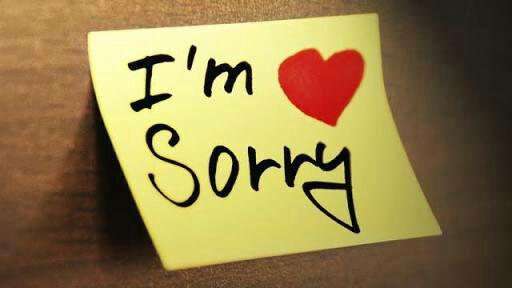 Sebelum Meminta Maaf, Sebaiknya Agan Dan Sista Melakukan Hal Ini Terlebih Dahulu