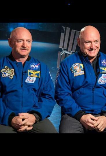 DNA Berubah di Luar Angkasa, Kedua Astronot Kembar Ini Membuktikannya
