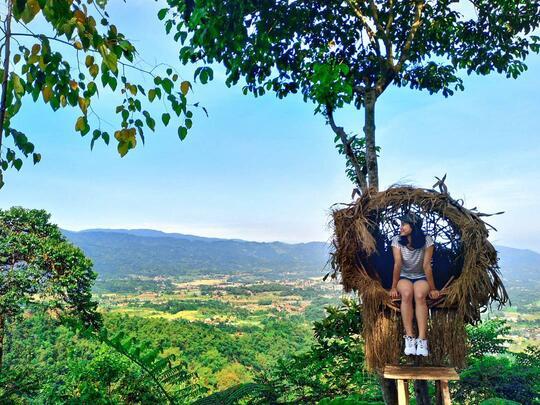 Mustika Manik Wisata Anti Mainstream Di Gunung Salak Bogor
