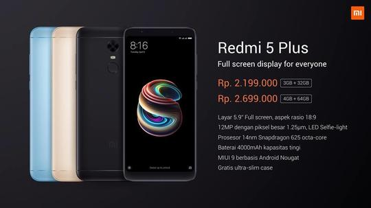 [Official Lounge] Xiaomi Redmi 5 Plus | Full Screen Display For Everyone