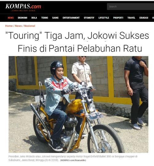 Uu Yang Dilanggar Dalam Modifikasi Motor Chopper Jokowi Kaskus
