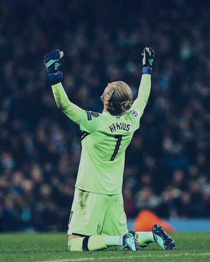 Loris Karius, Mantan Manchester City Yang Terbuang