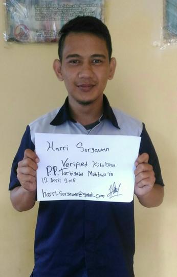 Permohonan Bantuan Pembangunan Ponpes Tarbiyatul Mubtadi'in Pandeglang