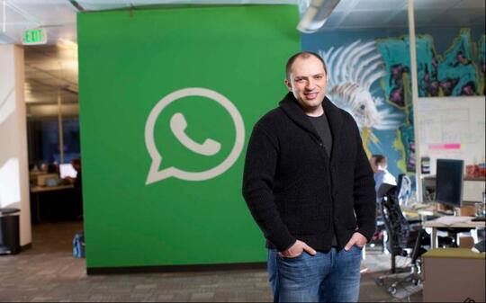 5 Fakta Unik Jan Koum Si Pendiri WhatsApp yang Wajib Kamu Ketahui