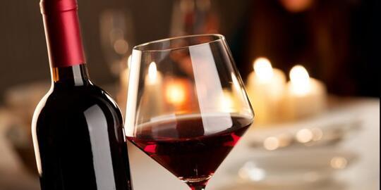 Anggur Merah Yang Selalu Memabukkan Itu Ternyata Bagus Untuk