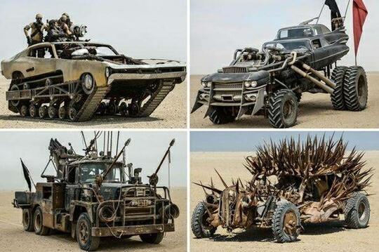 5 Mobil Terkuat yang Bisa Membuat Kalian Bertahan dari Serangan Para Zombie