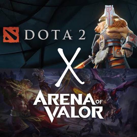Tim Pro Dota2 yang juga memiliki tim AOV