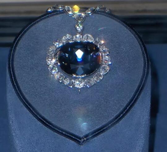 Sejarah Hope Diamond, Berlian yang Membawa Kutukan