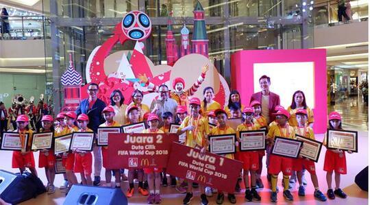 BANGGA! 2 Anak Ini Akan Mengharumkan Indonesia Di Piala Dunia 2018