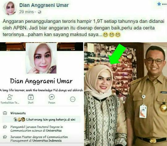 Ini Dia Akun Parid Ramdani Yang Ikut Berbahagia Atas Meledaknya 3 Gereja Di Surabaya