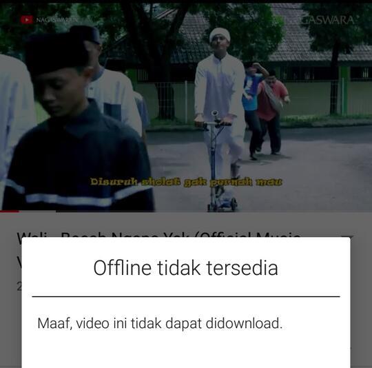 Download Lagu Asli Wali - Bocah Ngapa Yak Dari Youtube, Ke