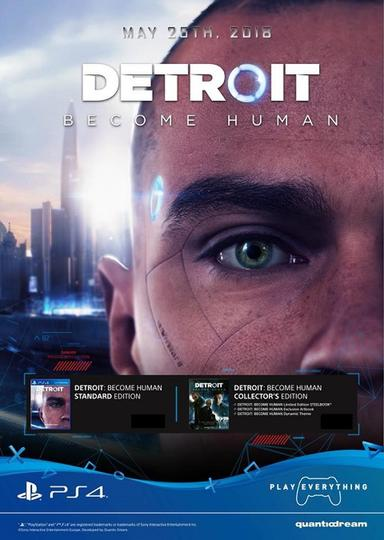 Detroit: Become Human - Official Thread [Only On PlayStation 4]