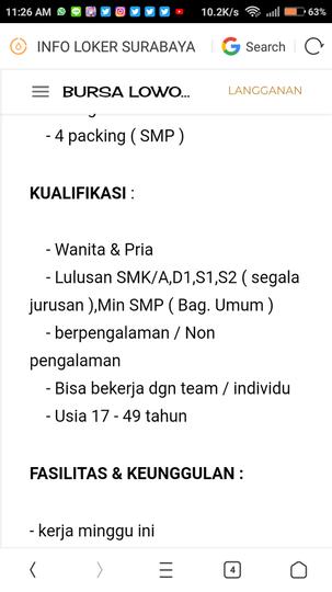 Penipuan Pt Resource Development Alias Pt Rajawali Prima Indonesia