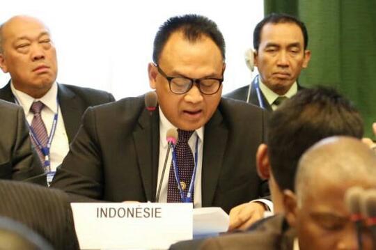 Indonesia Desak ILO Atasi Pengangguran di Palestina