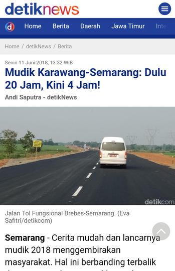 H-2 Lebaran, Tol Cikampek Macet Parah Dini Hari!