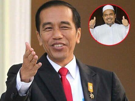 Kuasa Hukum Rizieq Shihab Bantah Jokowi Islamofobia