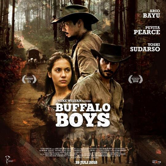BUFFALO BOYS (2018) II YOSHI SUDARSO, PEVITA PEARCE