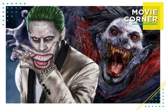 Zombie Morbius >> Overlook Jared Leto Perankan Morbius But Who Is Morbius